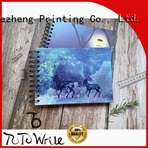 Dezheng Latest self stick albums for business for gift