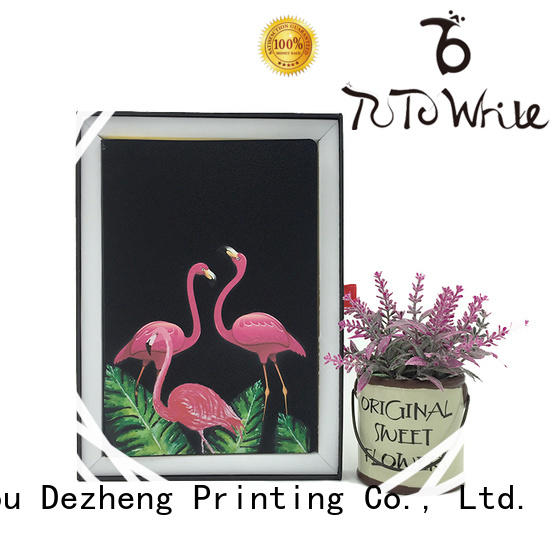 Dezheng boxes Notebook Wholesale Suppliers customization for career