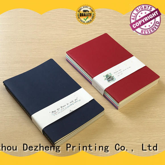Dezheng Wholesale grid paper notebook company For student