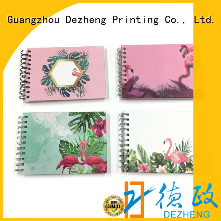 Dezheng closure scrapbook photo album Suppliers for gift