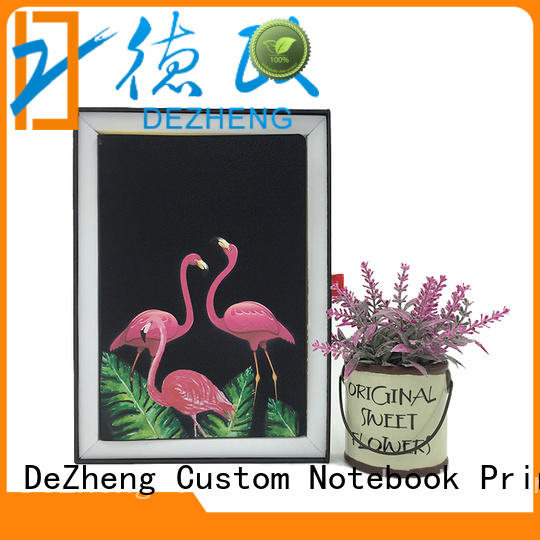 Latest Paper Notebook Manufacturers vintage customization For DIY