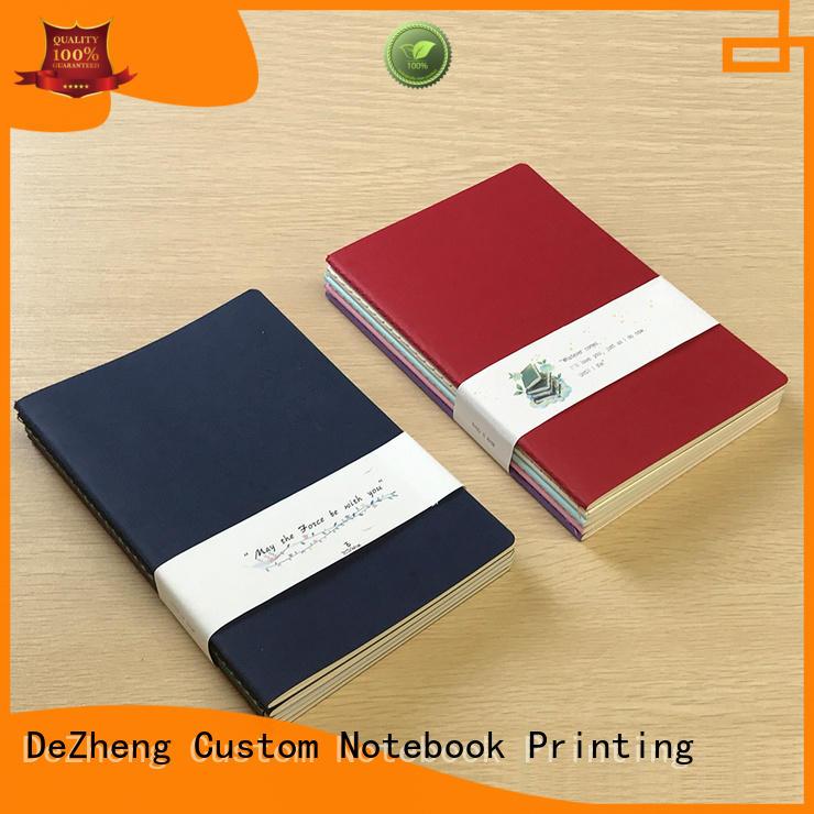 Dezheng grid grid paper notebook bulk production For business