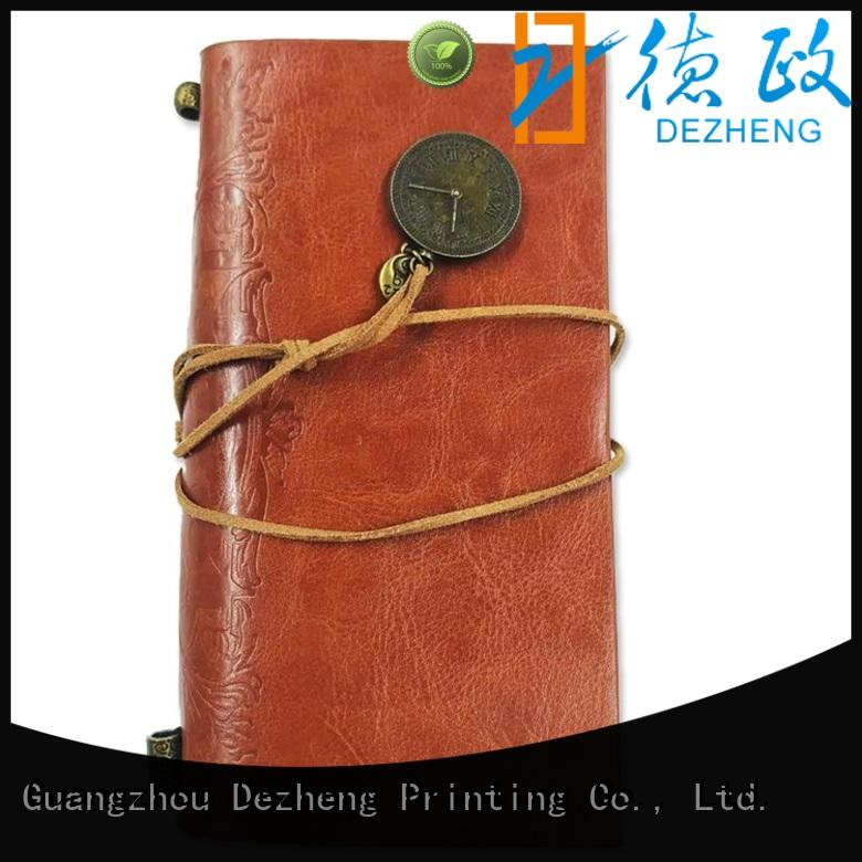 portable personalized leather journal manufacturers For student