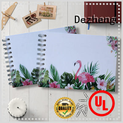 Dezheng Best Paper Notebook Manufacturers Suppliers For Gift