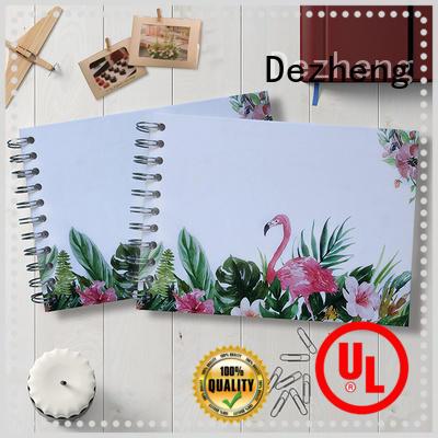 Dezheng Best Paper Notebook Manufacturers Suppliers For Gift