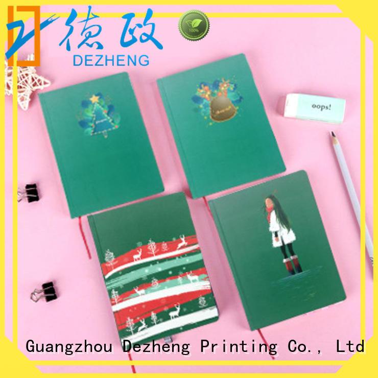 Dezheng Latest Notebook Factory factory For journal