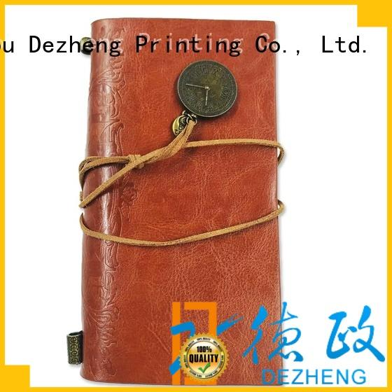 Dezheng durable Leather Journal company