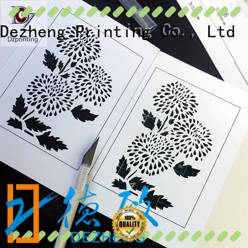 Dezheng universal wedding cards Supply