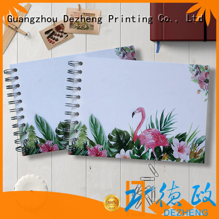 Dezheng pu Wholesale Paper Notebook Suppliers buy now For Gift