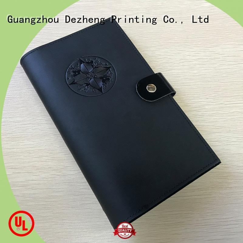 Dezheng credit Chinese Notebook Manufacturers for wholesale For DIY