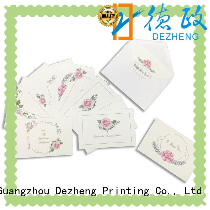 Dezheng custom notebook