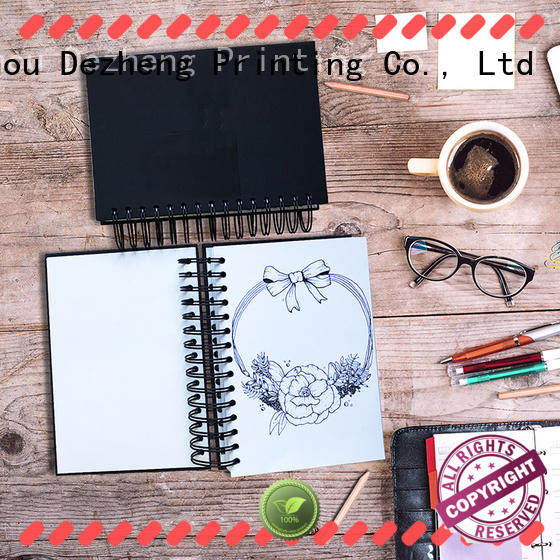 Dezheng Customized personalized notebooks Supply For notebook printing