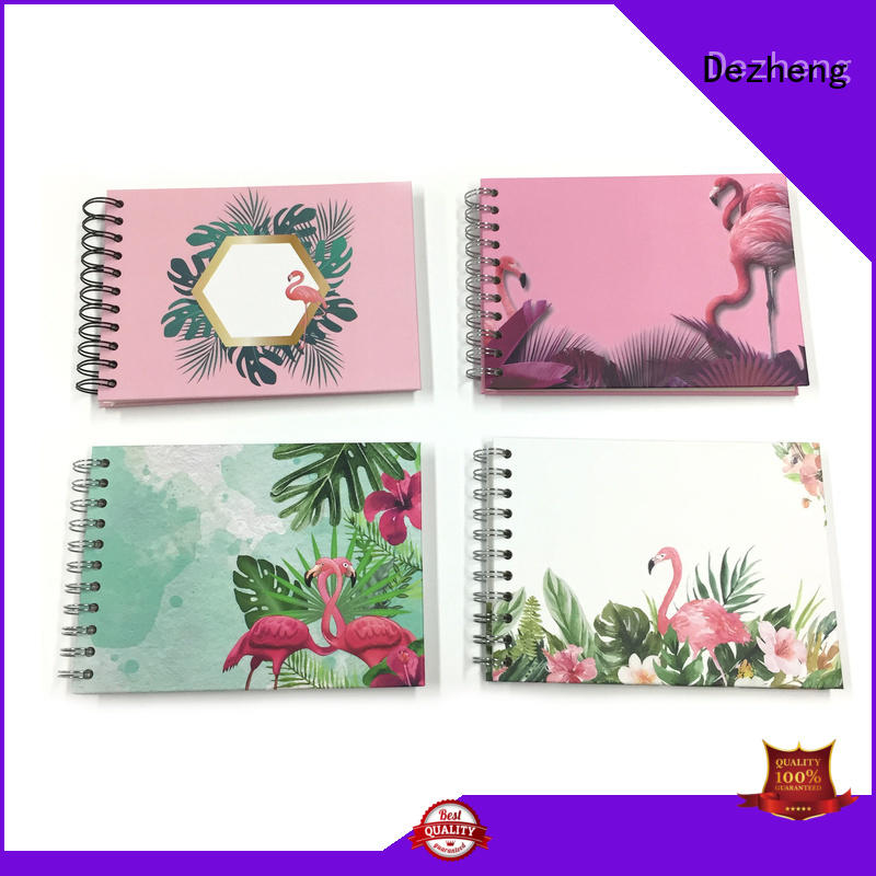 Dezheng closure photo album self adhesive pages Suppliers for festival