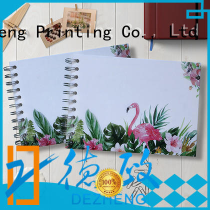 Dezheng self kraft self adhesive photo album Suppliers for gift