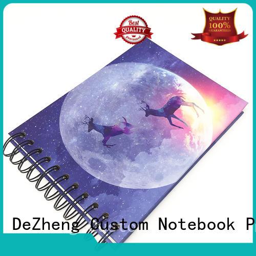 Dezheng pages scrapbooking album photo customization for festival