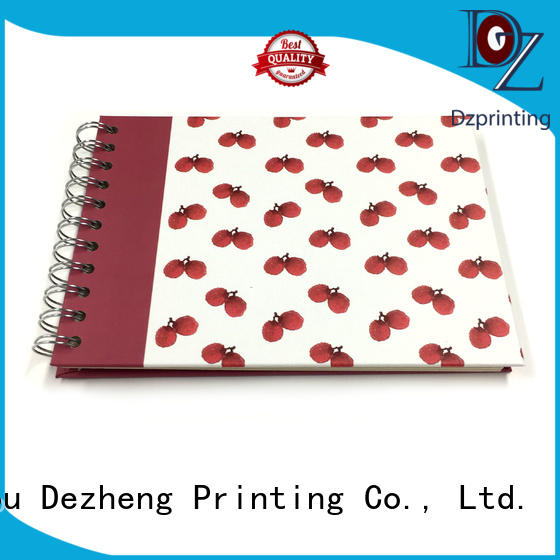 Dezheng durableBest personalised self adhesive photo albums for business for gift