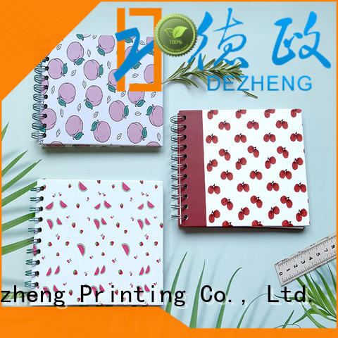 Dezheng girl photo album self adhesive customization for gift