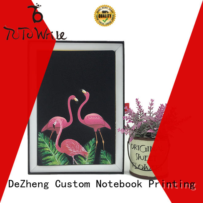 Dezheng durable custom notebooks and planners supplier
