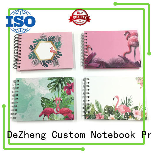 Dezheng funky self stick albums square for gift