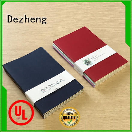 Dezheng notebooks School Notebooks Wholesale Supply For student