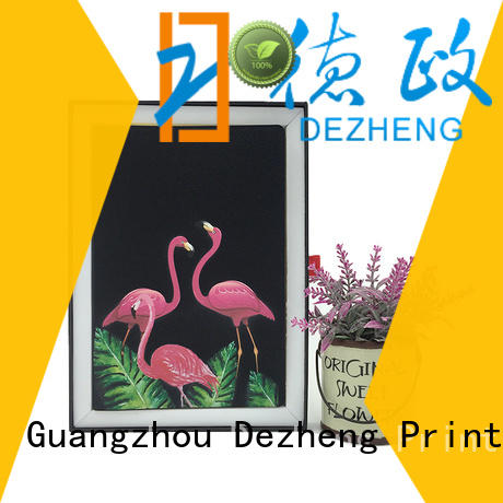 Dezheng b5 leather notebook cover OEM For school
