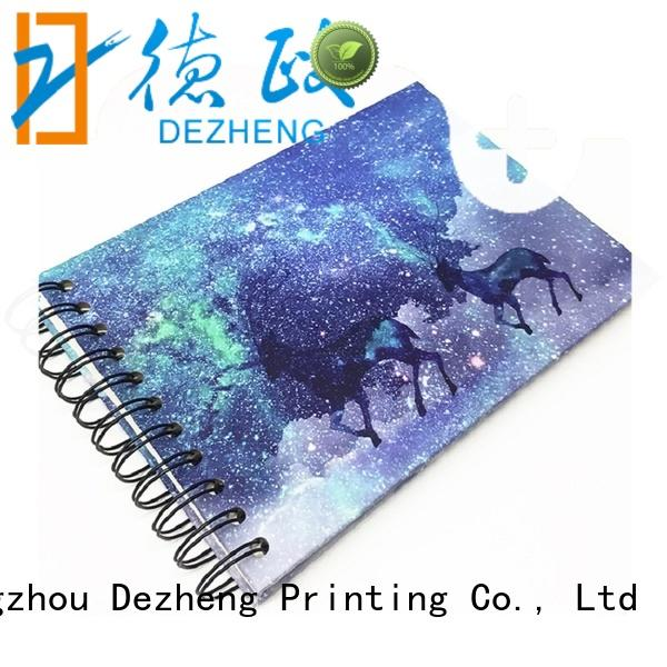 Dezheng 10x10 self adhesive photograph albums Supply for festival