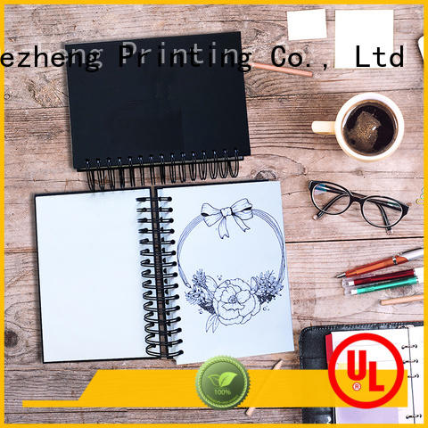 Dezheng Best sketchbook price for business For notebook printing