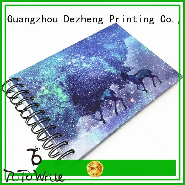 Dezheng at discount self stick photo album customization for gift