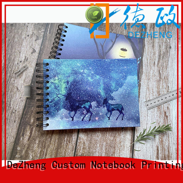 Dezheng pu Manufacturers Of Stationery Paper Notebook For Gift