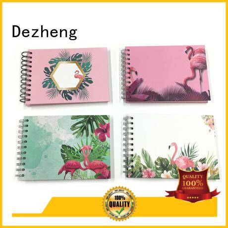 Dezheng photo album scrapbook supplier for friendship