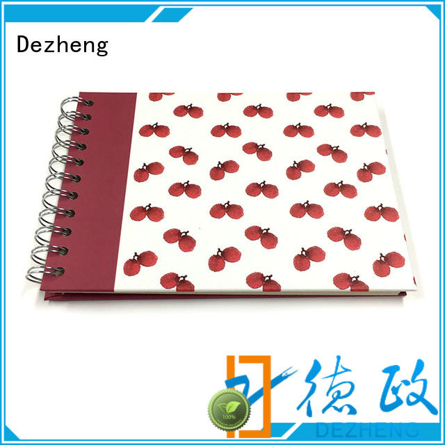 Dezheng travelers Exercise Notebook Manufacturer factory For DIY