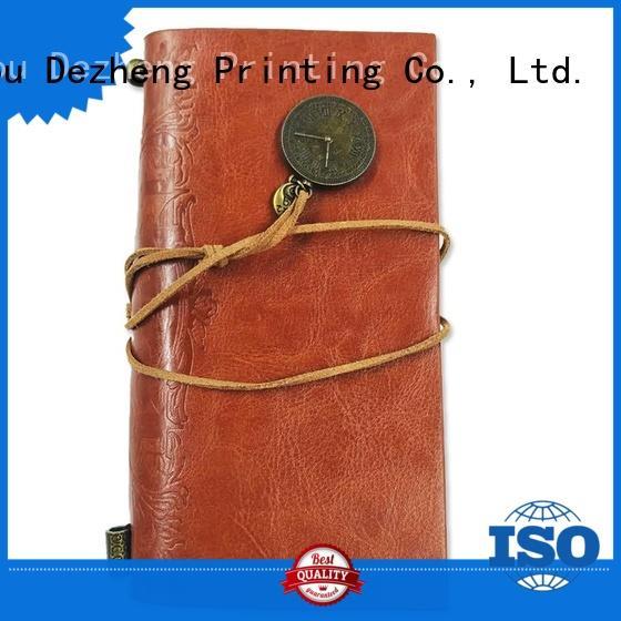 Dezheng latest Best Notebook Manufacturer OEM for notetaking