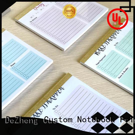Dezheng funky supplier for journal