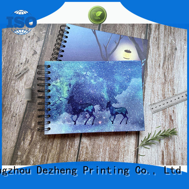 Dezheng New Buy Notebooks Wholesale company for personal design