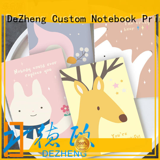 Dezheng notebooks Notebook Manufacturing Companies manufacturers For student