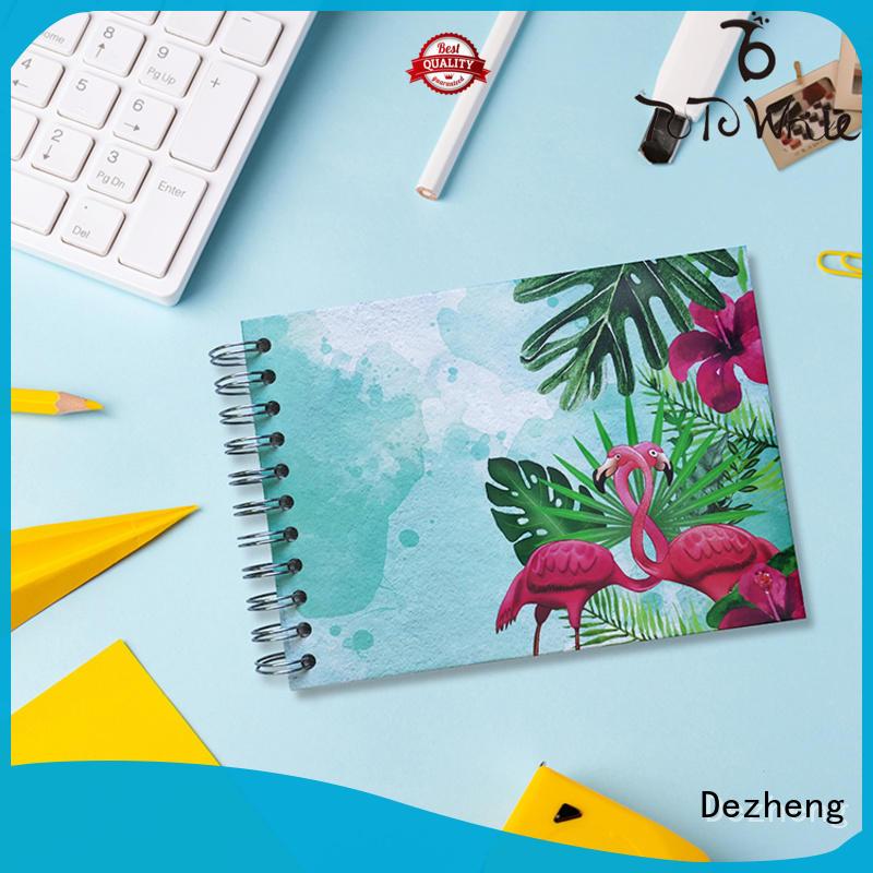 Dezheng beautiful scrapbooking album photo customization for friendship