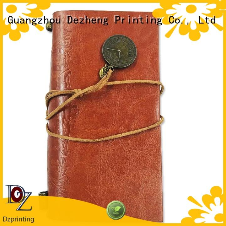 Dezheng high-quality Hardcover Notebook Manufacturers for business for personal design
