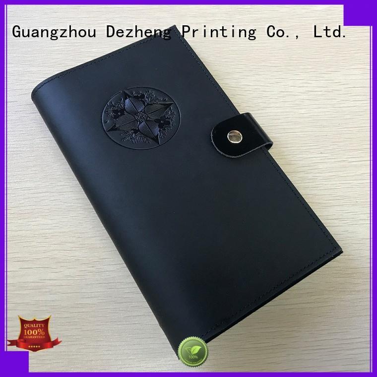 Dezheng Custom custom notebook manufacturers Suppliers For meeting