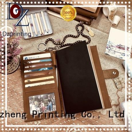 Dezheng friendly Notebook Wholesale Suppliers customization for notetaking