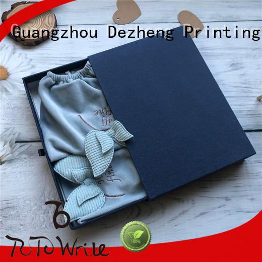 Dezheng Best paper gift box customization for gift