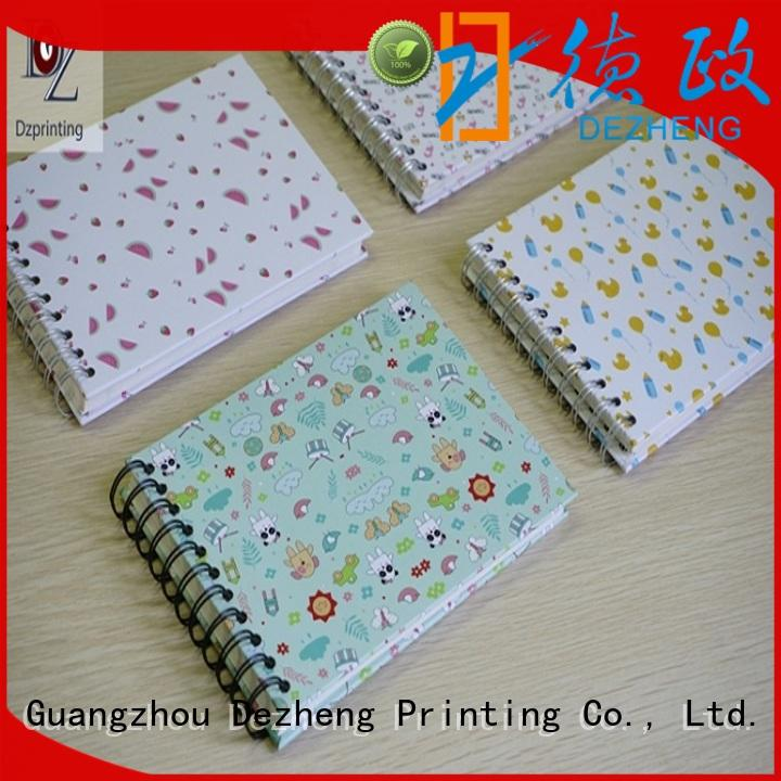 Dezheng Wholesale self adhesive photo albums factory for gift