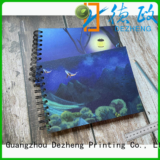 Dezheng holder Notebook Factory factory For DIY