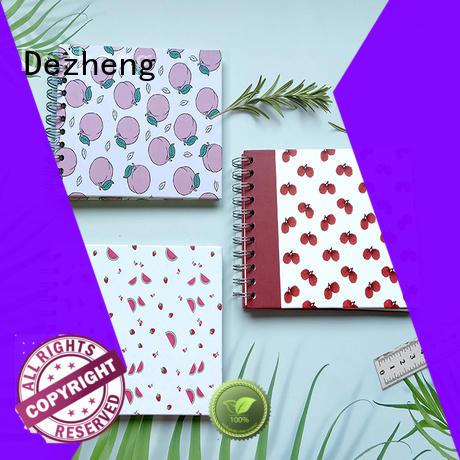 Dezheng durableBest scrapbook style photo album factory for gift