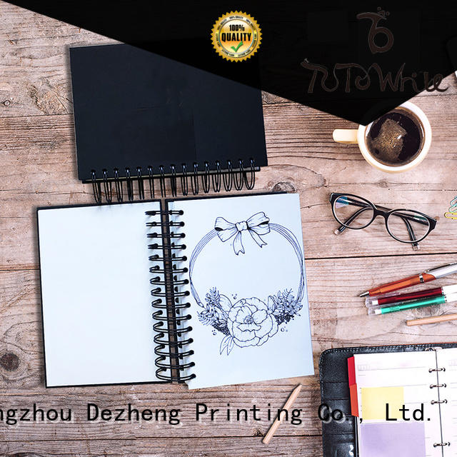Dezheng solid mesh notebooks factory customization for notetaking