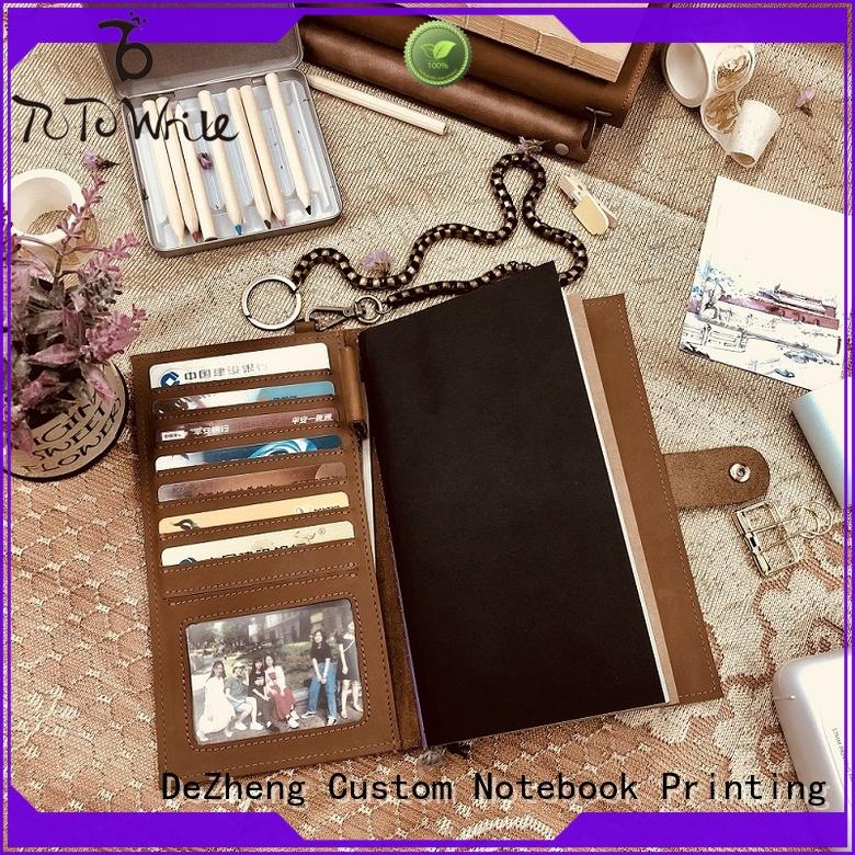 Custom notebook company for wholesale