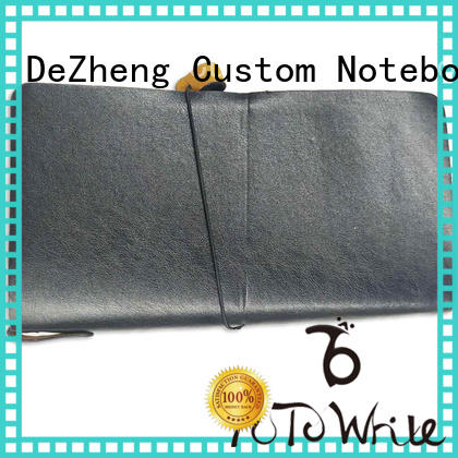 Dezheng spiral notebooks factory for wholesale for notetaking