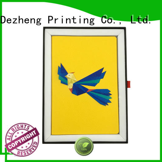 Dezheng Breathable Wholesale Notebook Manufacturers bulk production for personal design