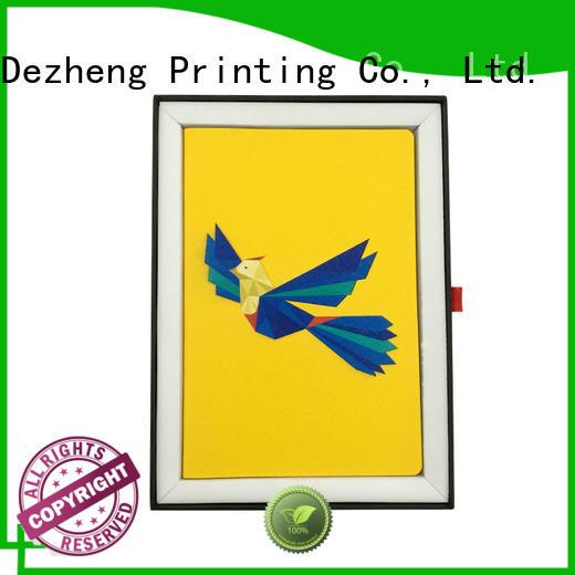 Dezheng Breathable Wholesale Notebook Manufacturers bulk production for personal design