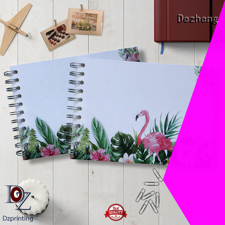 Latest photo album with self stick pages self factory for gift