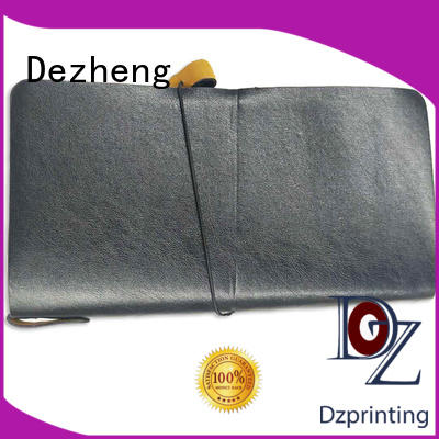 portable personalized leather notebook customization For meeting